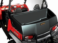 OPEN STORAGE BOX POLARIS RZR