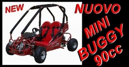 Mini Buggy 90cc
